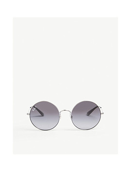 Rb3592 Round Frame Sunglasses by Ray Ban