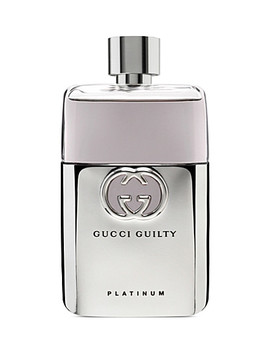 Gucci Guilty Platinum Eau De Toilette by Gucci