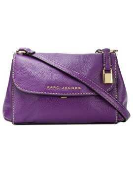 Mini Grind Shoulder Bag by Marc Jacobs
