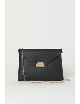 Large Clutch Bag by H&M