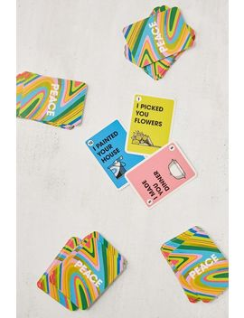 Peace: A Card Game by Urban Outfitters