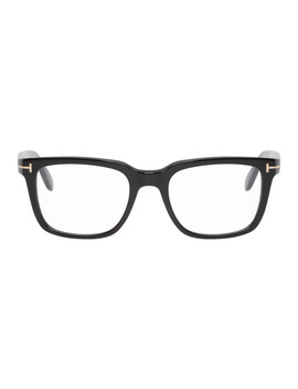 Black Tf5304 Glasses by Tom Ford