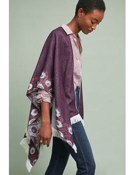 Reversible Floral Kimono by Anthropologie