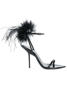 Iris Sandals by Saint Laurent