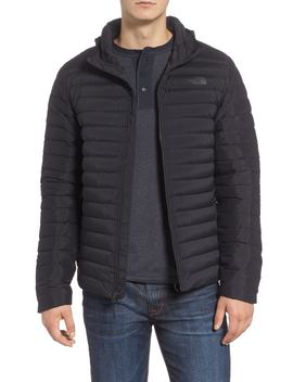 Packable Stretch Down Hooded Jacket by The North Face