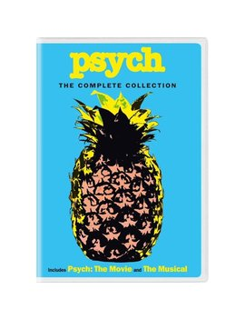 Psych: The Complete Collection Dvd by Universal