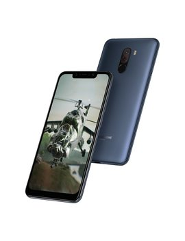 "Global Version Xiaomi Pocophone F1 6 Gb 128 Gb Poco F1 Snapdragon 845 4000m Ah Dual Camera  6.18"" Full Screen Smartphone by Xiaomi"