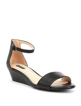 Mairitwo Ankle Strap Wedge Sandals by Alex Marie