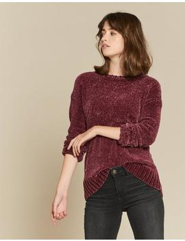 Holly Chenille Jumper by Fat Face