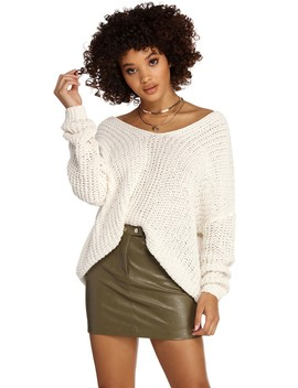 Brave The Chill Chenille Sweater by Windsor