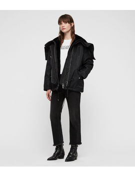 Lexi Puffer Coat by Allsaints