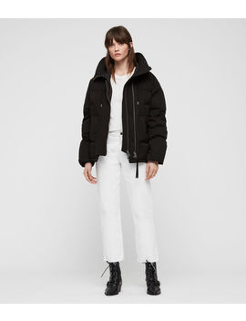 Quinn Puffer Coat by Allsaints
