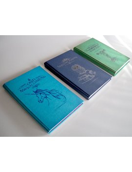 Any Three Magical Notebooks by Etsy