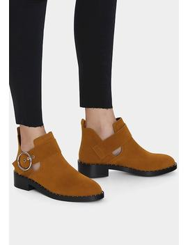 Mit Lochmuster    Stiefelette by Pull&Bear