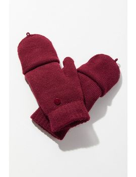 Plush Convertible Glove by Urban Outfitters
