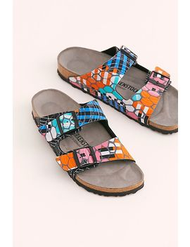 Arizona Geo Print Birkenstock by Free People