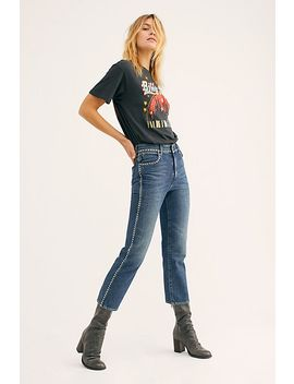 Wrangler Retro Studded Jeans by Free People