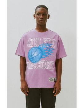 Basketball Skateboards Athletic T Shirt by Pacsun