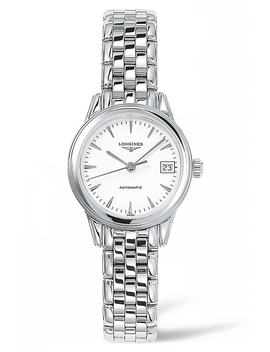 Flagship Automatic Bracelet Watch, 26mm by Longines