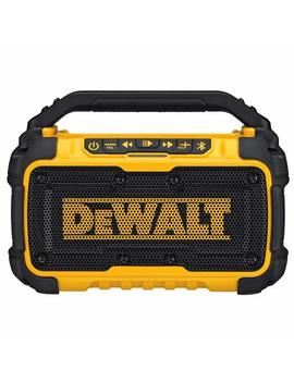 Dewalt Dcr010 20 V Max Bluetooth Jobsite Speaker (Tool Only) by Dewalt