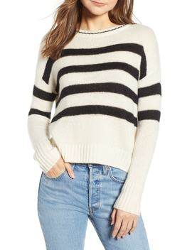 Saturn Stripe Sweater by Rails