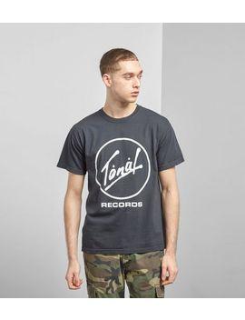 Tonal Records T Shirt by Tonal