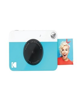 Kodak Printomatic Digital Instant Print Camera   Blue (Rodomaticbl) by Kodak