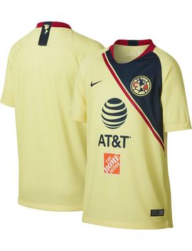 Nike Youth Club America 2018 Breathe Stadium Home Replica Jersey by Nike