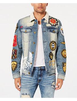 Men's Scout Trucker Jacket by Reason