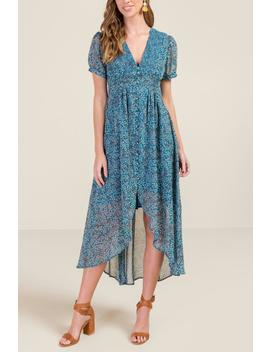 Destiny Kimono Sleeve Dress by Francesca's