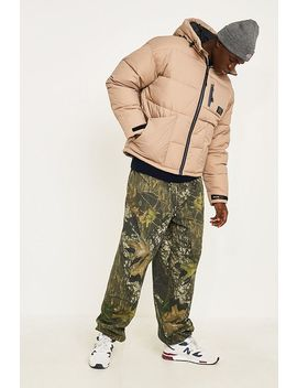 Uo Stone Tech Puffer Jacket by Urban Outfitters