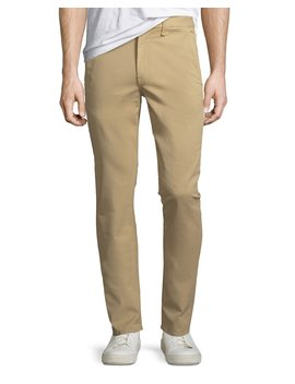 Men's Standard Issue Fit 2 Mid Rise Relaxed Slim Fit Chino Pants by Rag & Bone