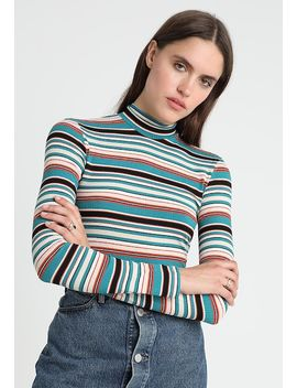 Turtle Neck Multi   Topper Langermet by Benetton