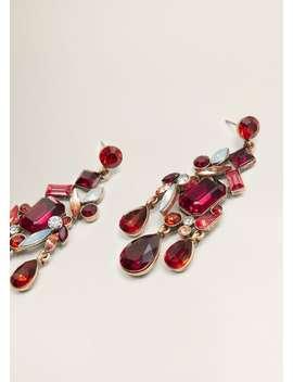 Σκουλαρίκια χάντρες by Mango