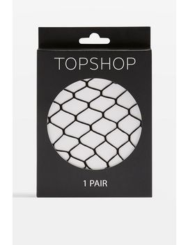 Super Size Fishnets by Topshop