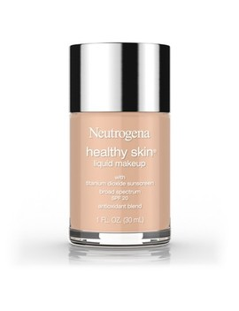 Neutrogena Healthy Skin Liquid Makeup Foundation Tan Shades   1oz by Neutrogena