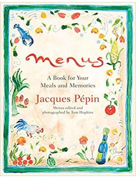 Menus: A Book For Your Meals And Memories by Amazon