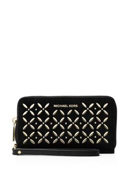 Hotfix Multifunction I Phone Wristlet by Michael Michael Kors