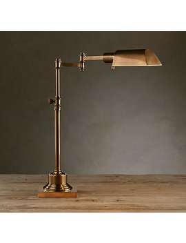 Library Task Table Lamp by Restoration Hardware