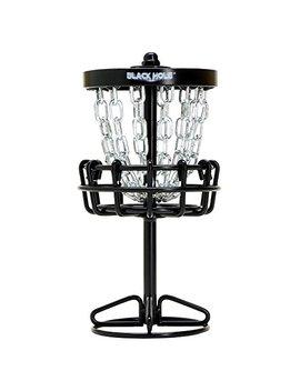 Mvp Disc Sports Black Hole Micro Disc Golf Basket by Mvp Disc Sports