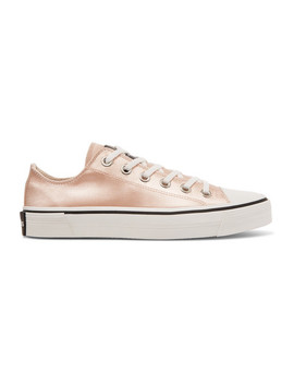 Satin Sneakers by Marc Jacobs