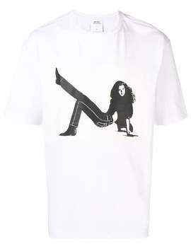 Camiseta Com Estampa De Logo by Calvin Klein Jeans Est. 1978