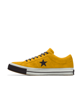 Converse Custom One Star Premium Suede by Nike