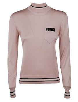 Fendi Logo Sweater by Fendi