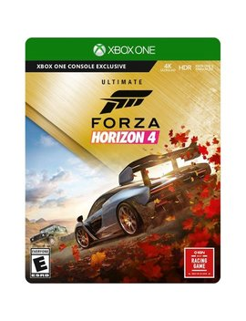 Xbox One by Forza Horizon 4 Ultimate Edition