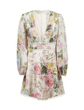 Zimmermann Floral Print Dress by Zimmermann