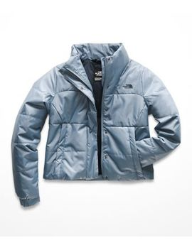 Women's Femtastic Insulated Jacket by The North Face