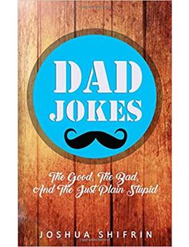 Dad Jokes: The Good, The Bad, And The Just Plain Stupid by Joshua Shifrin