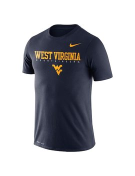 Men's Nike West Virginia Mountaineers Facility Tee by Kohl's