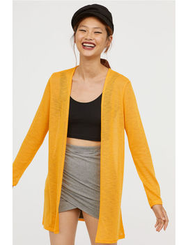 Cardigan Aus Feinstrick by H&M
